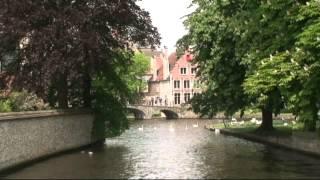 Брюгге-северная Венеция Бельгии(, 2012-06-25T01:44:14.000Z)