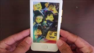 Ninjago Selfie Phone McDonalds Happy Meal Toy