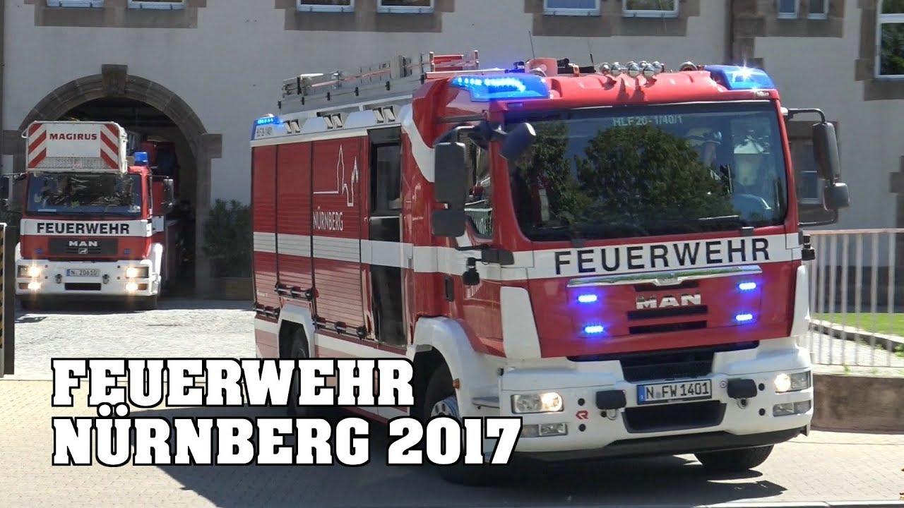 Feuerwehr Nürnberg