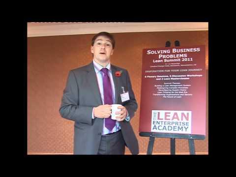 Lean Summit 2011 - John Frankish