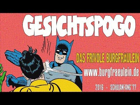 Das frivole Burgfräulein - Gesichtspogo (Radio-Edit) (Official Video)