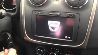 Dacia Media Nav - Menu Secret Menu Segreto