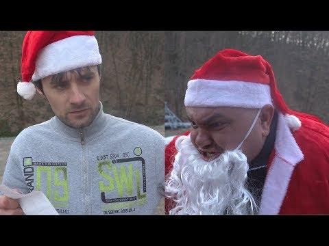 Djed Mraz mu pojeo paket, a onda se desilo ovo...