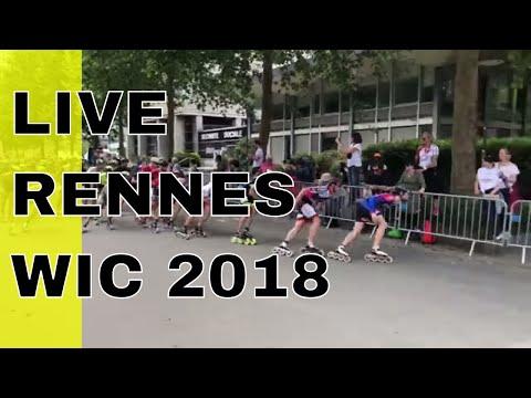 🔴 live wic rennes 2018
