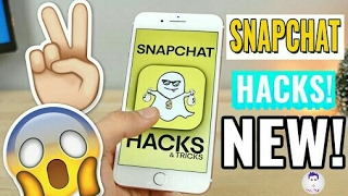 10 Snapchat Tips And Tricks (2017)
