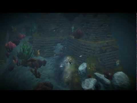 Guild Wars 2 promenade sous marine