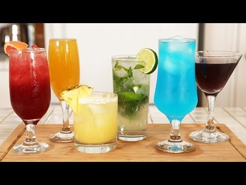 6 Classic Cocktail Recipes!