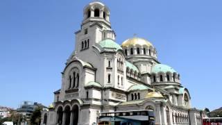 アキーラさん③ソフィア・アレクサンドル・ネフスキー大聖堂Sofia,Burgalia