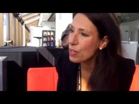 Elaine Evans, talks to new shad minister for disabled people, Debbie Abrahams MP