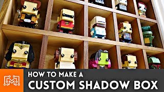 How to Make a Custom Shadow Box