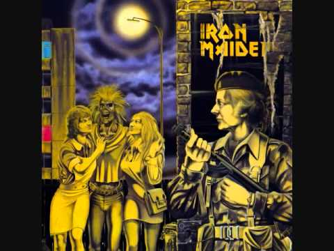 Клип Iron Maiden - Invasion