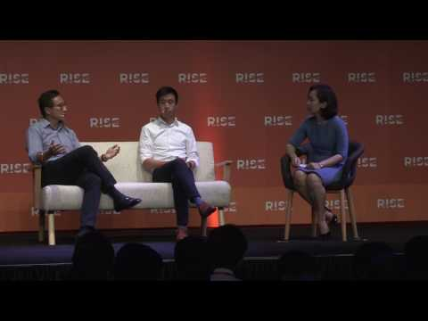 RISE conference: Transforming a news company in 2017