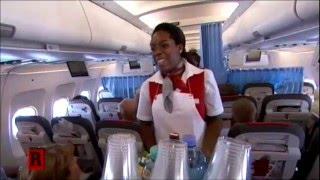 Austrian Airlines Flugbegleiter