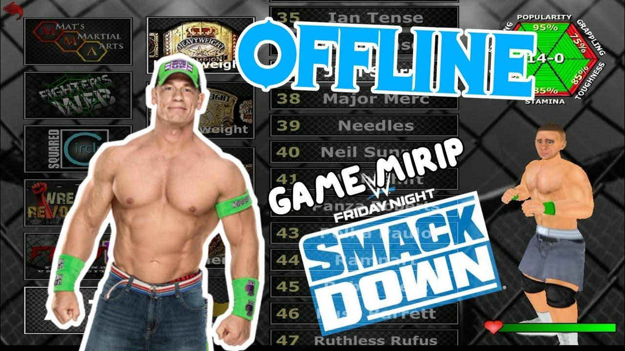 game smackdown offline