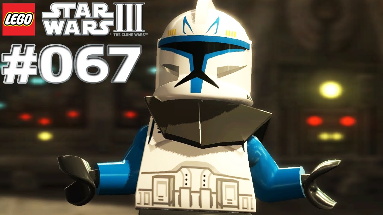 Lets Play LEGO Star Wars 3 The Clone Wars 067 Captain Rex