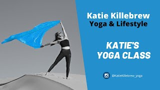 Yoga sculpt class with Katie (1-full hour)