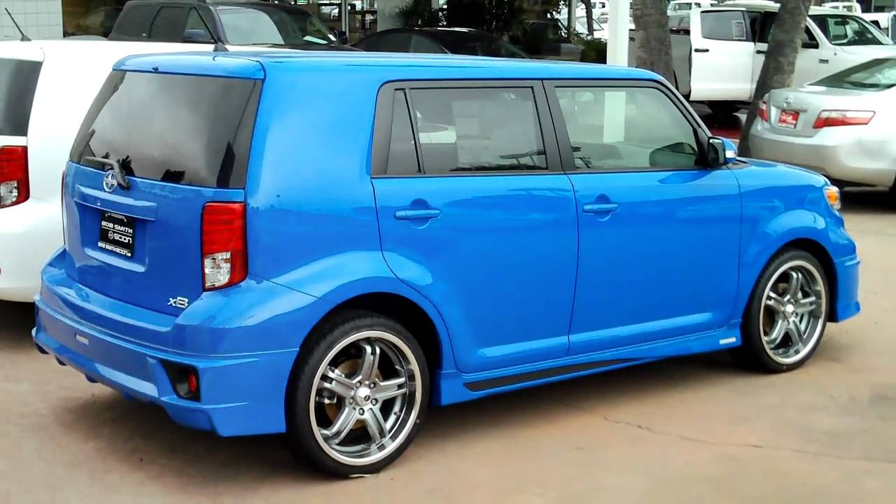 2011 voodoo blue scion xb release series 8 0 1233 of 2000 made bob smith toyota scion youtube. Black Bedroom Furniture Sets. Home Design Ideas