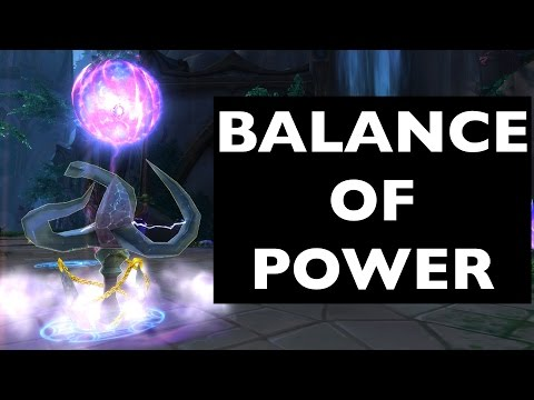 Balance of Power (Improving on History)   WoW Achievement Guide