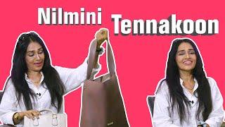 Gambar cover නිල්මිණි තෙන්නකෝන්ගේ බෑග් එකේ තිබුණ දේවල්   My Bag with Nilmini Tennakoon