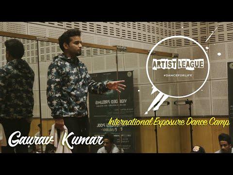 Paintra - Nucleya & Divine| Gaurav Kumar | Artist League| SHOWCASE-2017