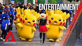 Catch 'em all: 2018 Pikachu Outbreak in Yokohama