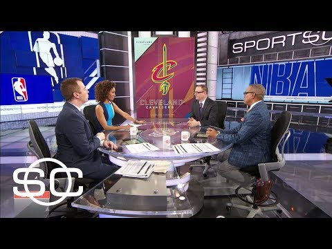 What is the Cavaliers' plan at the trade deadline? | SportsCenter | ESPN