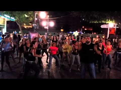 CUBAN SALSA STREET PARTY - ANIMATIONS