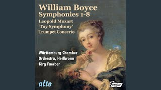 "Symphony No. 8 in D Minor ""Worcester Overture"": II. Allegro"