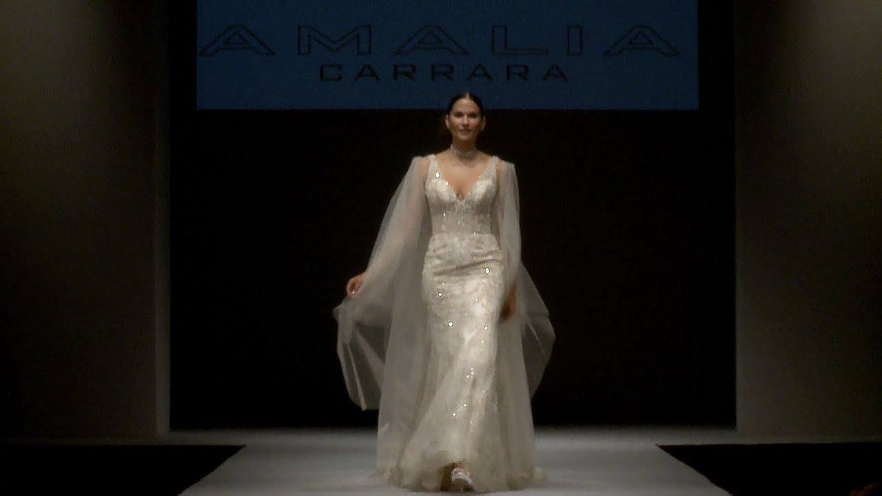 52ecb9bfcbe6 Eve of Milady & Amalia Carrara Wedding Dresses Spring 2016 Bridal Collection
