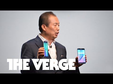 Samsung Galaxy Note 5 event recap