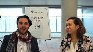 HOW CITI BANK INVOLVED IN BLOCKCHAIN? (FOR ITN)