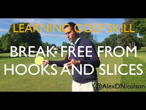 Breaking free from hooks and slices