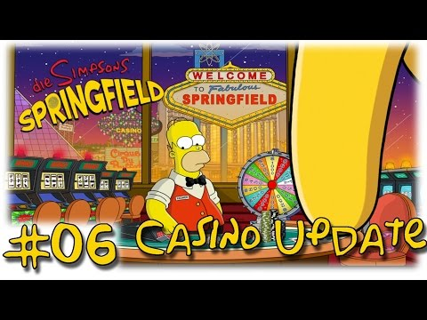 Simpsons - Springfield - Tapped out - Casino Update #06 [Let's Play HD Deutsch]