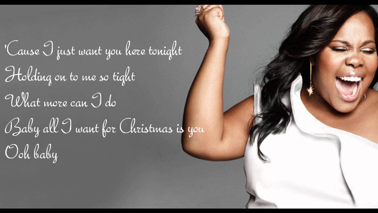 all i want for christmas is you glee cast - All I Want For Christmas Cast