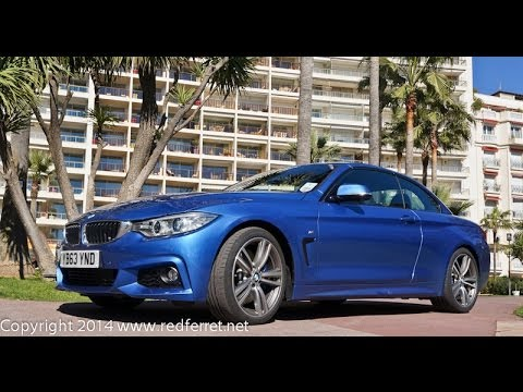 BMW 435i M Sport Convertible 2014 - our mega road test: a 6 country, 3000 kms adventure - Part 2