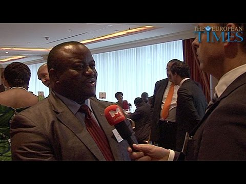 John Bande, Minister of Industry and Trade | Malawi