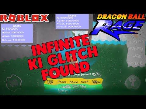 [Read desc]The Infinity energy glitch | Dragon ball rage!!!!