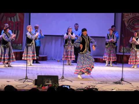 башкирский танец - коллектив Баймакского Водоканала