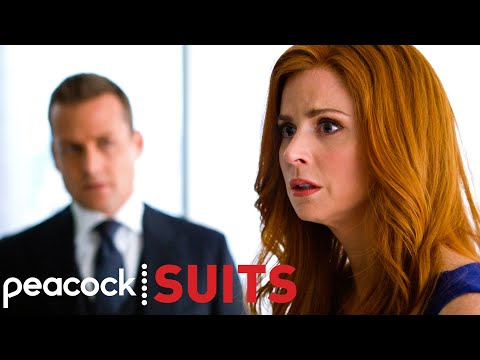 Donna Faces The Possibility Of 3-5 Years In Prison | Suits