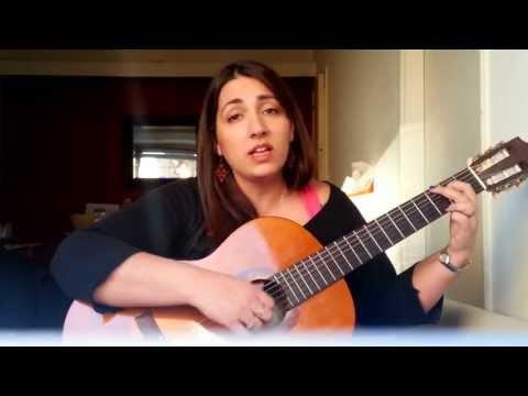 Port Coton - Zaz - ( cover by Vicky Buteler)