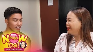 Download Video Push Now Na Exclusive: Tony Labrusca has a message for KissTon fans MP3 3GP MP4