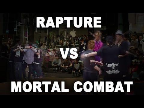 RAPTURE vs MORTAL COMBAT | MIDOSUJI ART GRAND PRIX BREAKIN' BATTLE| 20120513 |