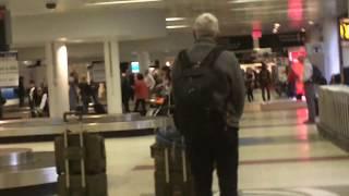 Video The Loud Baggage Carousel @Logan AIrport in Boston's Terminal B download MP3, 3GP, MP4, WEBM, AVI, FLV Juni 2018