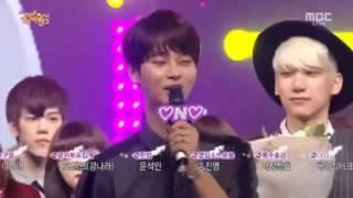 151114 Oh My Baby EXID Hani & Hyelin
