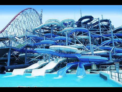 5 Coolest Waterslides Ever