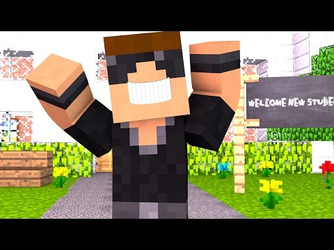 Minecraft School - SURPRISE! - Minecraft Roleplay
