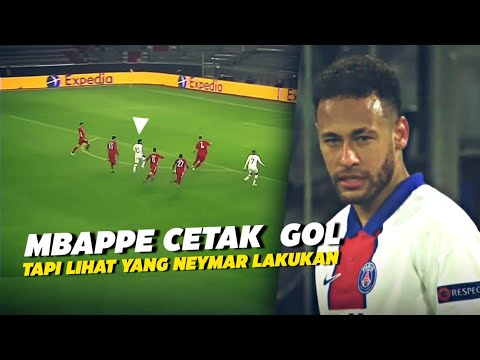 """""""Dibenci Dan Dicinta"""" Lihatlah Bagaimana Neymar Membuat Pertahan Bayern Munchen Berantakan"""