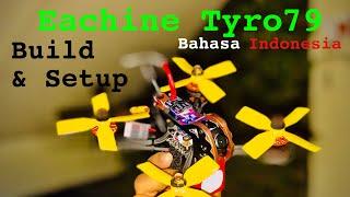 DIY RACING DRONE EACHINE TYRO79