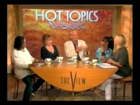Elisabeth Right Wing Idiot Hasselbeck PWNED by Jesse The Body Ventura on the issue of tortue