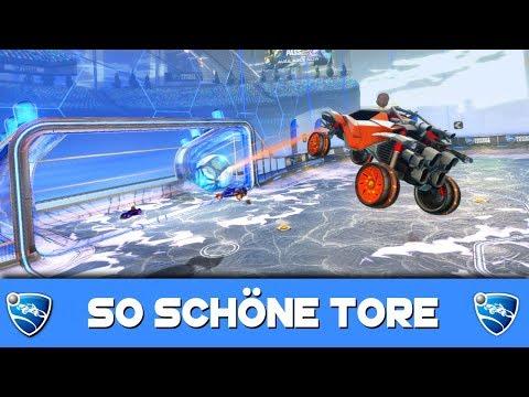 DIESE TORE sind ein TRÄUMCHEN 🚀 Rocket League German Gameplay thumbnail